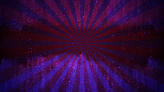 Red and Blue Stripes, HD Looping Background video
