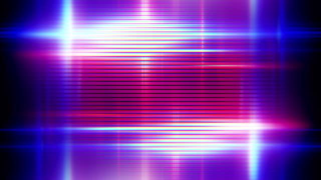 red blue flashing lights loop video