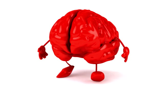 Red brain video