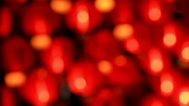красный китайский светильникам - китайский фонарь стоковые видео и кадры b-roll