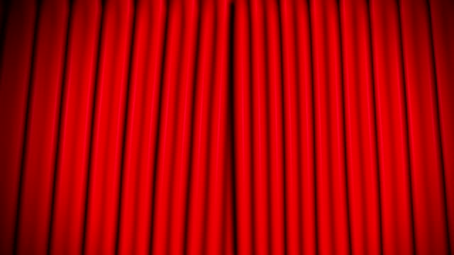 red curtain - grand opening stock videos and b-roll footage