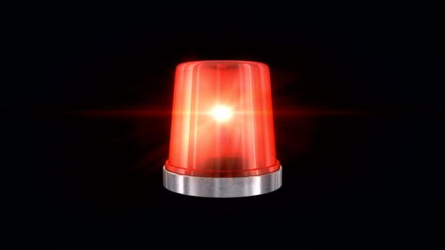 Red emergency flasher emergency flasher alertness stock videos & royalty-free footage