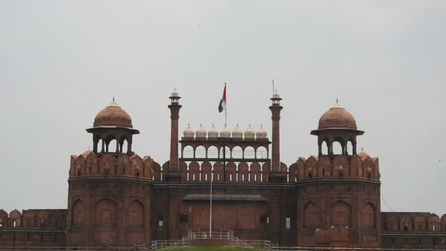 Red Fort video