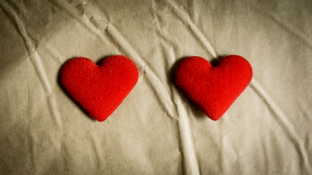 Red hearts,Valentines Day