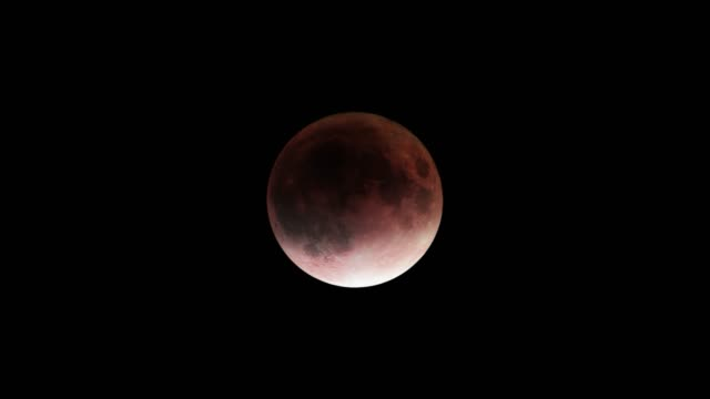 red moon phases background