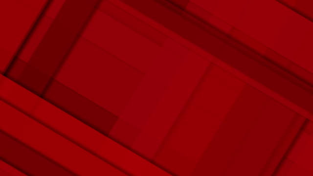 Red motion background.