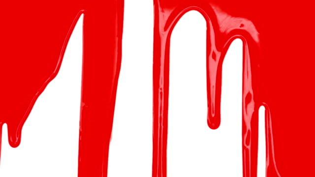 Red Paint Transition