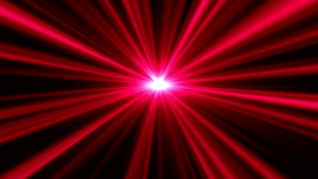 Red Plasma Blast, HD video