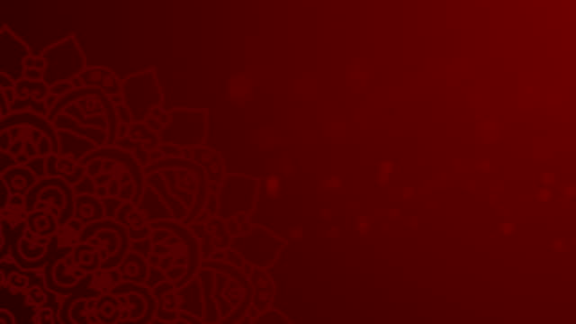 red ramadhan background - ramadan stock videos and b-roll footage