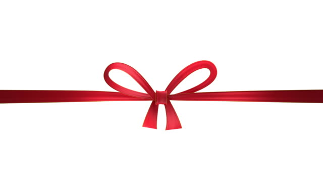 Video Red ribbon