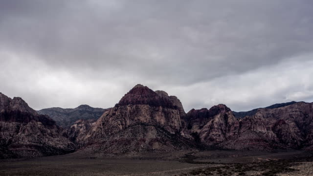 red rock canyon - red rock canyon national conservation area video stock e b–roll