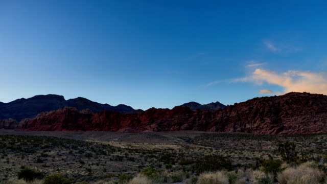 red rock canyon - red rock video stock e b–roll
