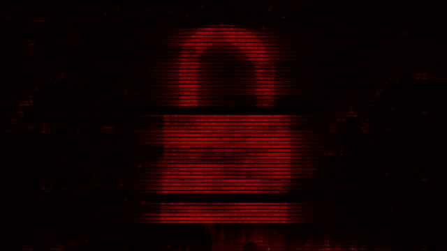 Red security code, hacking background, numbers changing on screen, system breach Antivirus, firewall, virus scan encryption stock videos & royalty-free footage