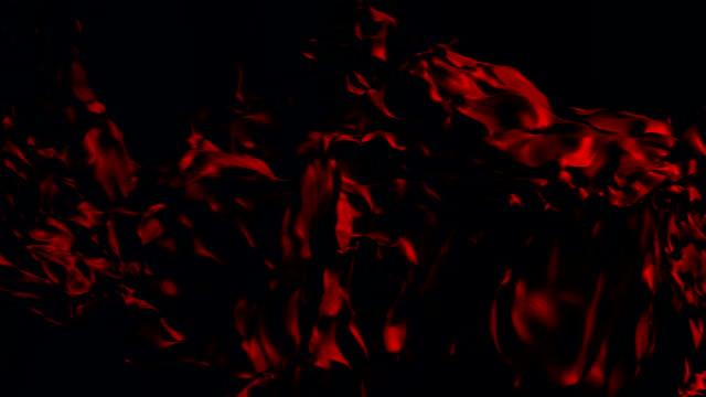 röd silk bakgrund - red silk bildbanksvideor och videomaterial från bakom kulisserna