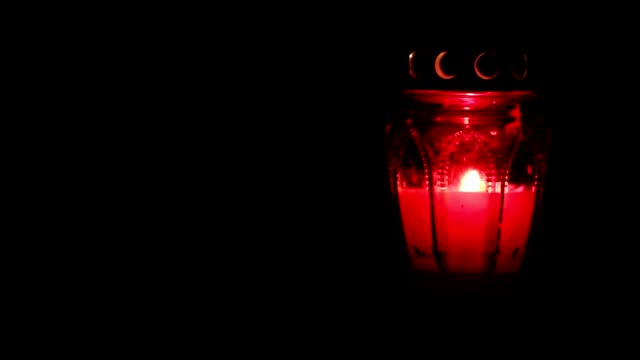 red snitch, votive candle, ever-burning fire video