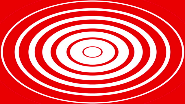 Red spirals video