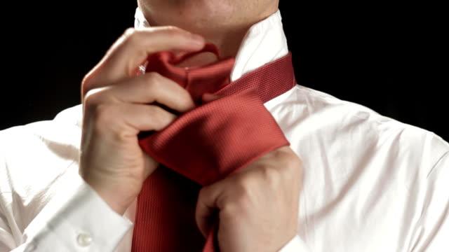 Red tie video