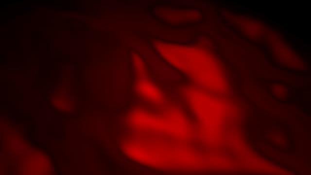 Red velvet waves. (loop-ready file) video