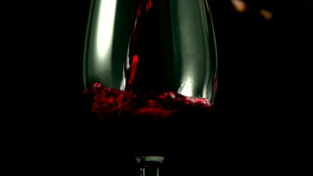 Red wine in glass Slow motion 4k red wine stock videos & royalty-free footage