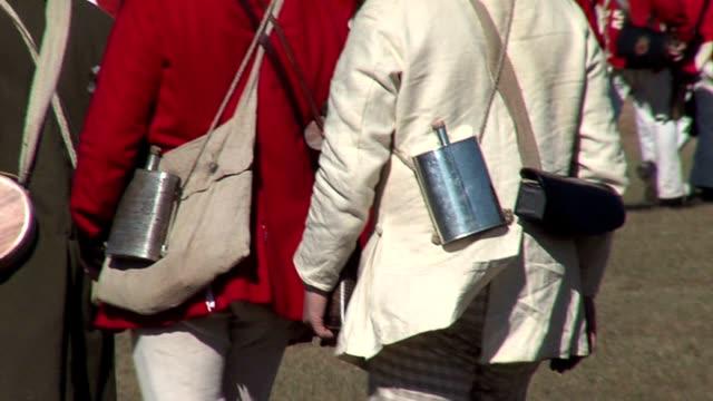Redcoats März – Video