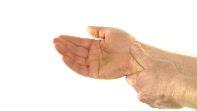Reducing Pain with Self Massage of Wrist video