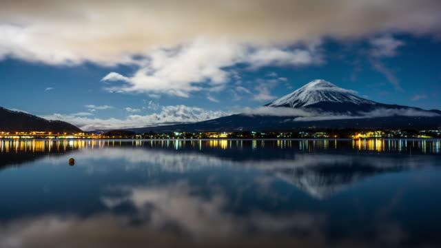 オールコア富士山湖 - カッコいい点の映像素材/bロール