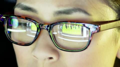 vidéos et rushes de verres de réflexion - analyser