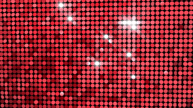 Reflectors Red Two backgrounds of sparkly reflectors. sequin stock videos & royalty-free footage