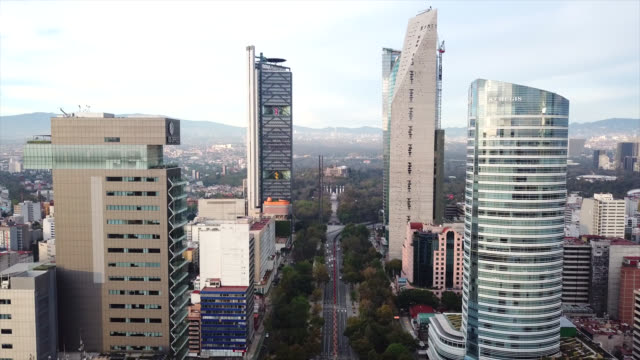 reform walk - город мехико стоковые видео и кадры b-roll