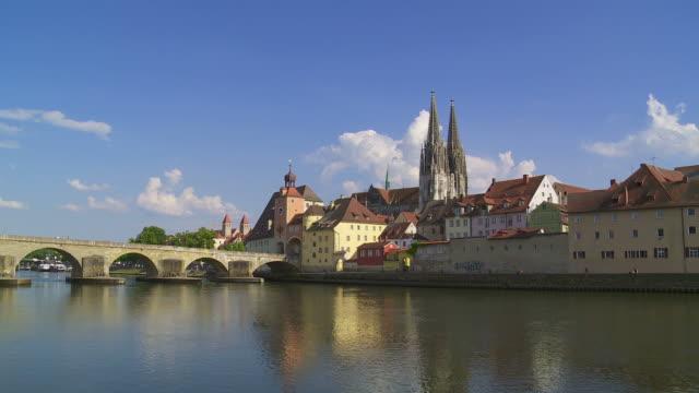 Regensburg Old Town video