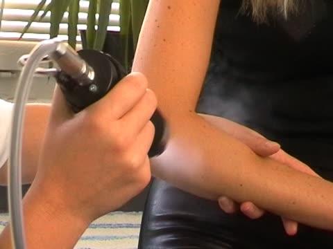 Rehabilitation Verfahren der arm – Video