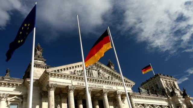 Reichstag in Berlin video