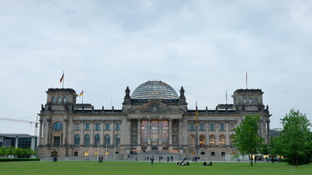 Reichstag time lapse video
