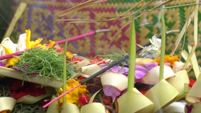 Religious Offering - Bali, Ubud
