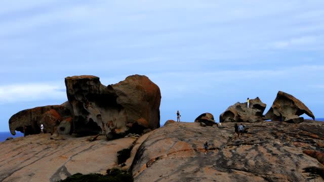 Remarkable Rocks in Kangaroo Island, Australia