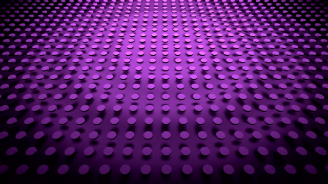 Render 3d lilac texture waves in motion