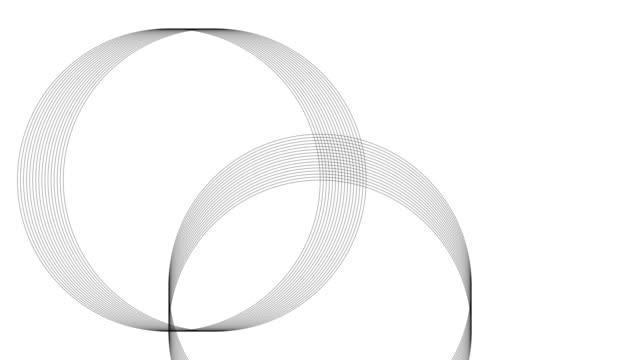 Repeating Circle Patterns video