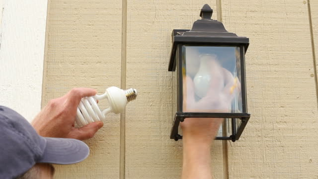 Replacing Incandescent Bulb with a CFL video