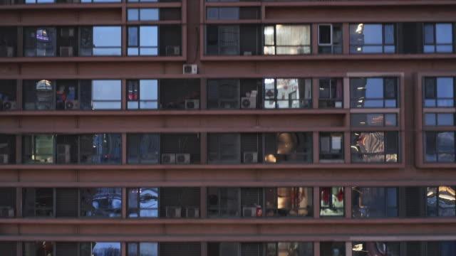 Residential facade video