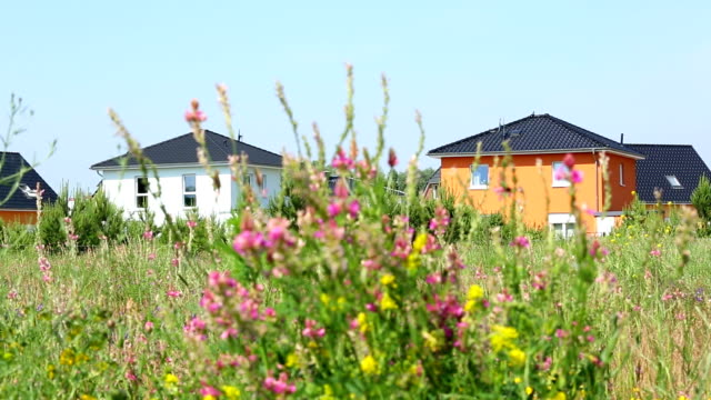Residential Homes with garden video