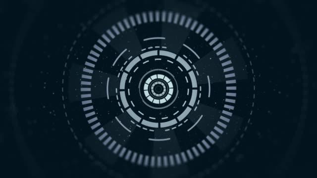 4k resolution - hud elements - technology - часть машины стоковые видео и кадры b-roll
