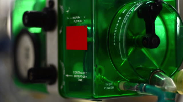 Respirator machine video