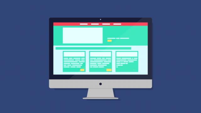 Responsive website content