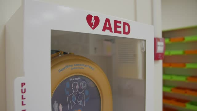 Resuscitation First Aid