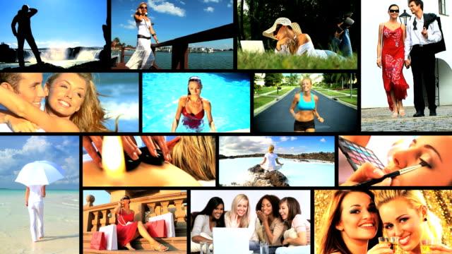 Retired Leisure Lifestyle video