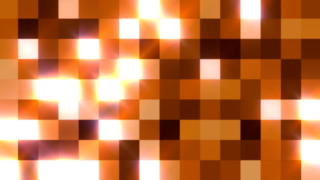 Retro abstract low polygon loop background