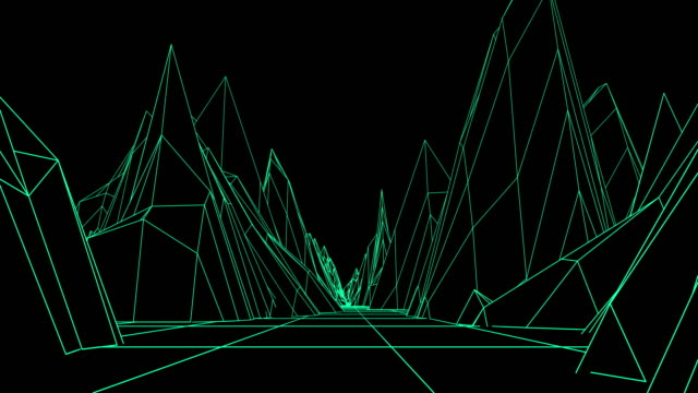 vídeos de stock e filmes b-roll de a retro backdrop video game style. - bit código binário
