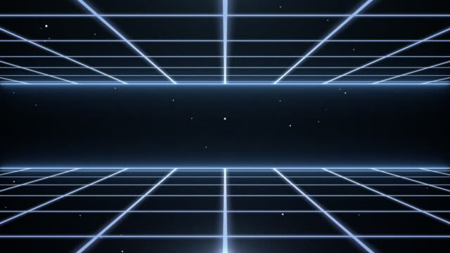 Retro Background, Seamless loop. video