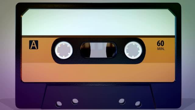 Retro Cassette video