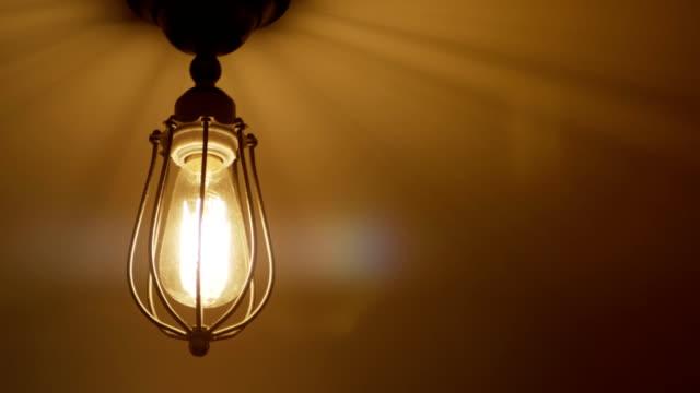Retro Light Bulb Lighting Series video